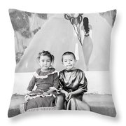 Cuenca Kids 896 Throw Pillow