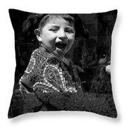 Cuenca Kids 954 Throw Pillow