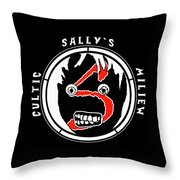 Cultic Miliew 2 Throw Pillow