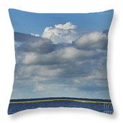 Cumberland Island Throw Pillow