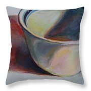 Cup And Shadow 1 Throw Pillow