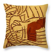 Cupid - Tile Throw Pillow