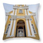 Curacao - The Office Of The Public Prosecutor Throw Pillow