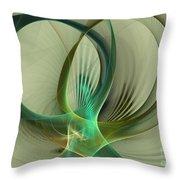 Curlscope 24 Throw Pillow