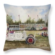 Curts 64 Dollar Question 1949 Throw Pillow