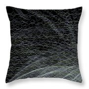 Curves.1.11 Throw Pillow