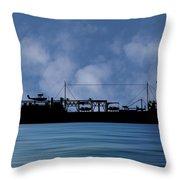 Cus John Adams 1939 V1 Throw Pillow