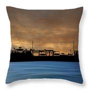 Cus John Adams 1939 V2 Throw Pillow