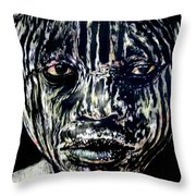 Cusp Of Enlightenment Throw Pillow