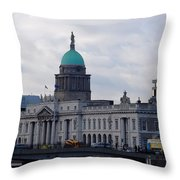 Custom House Throw Pillow
