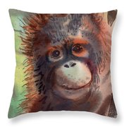 My Precious Throw Pillow