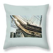 Cutty Sark Throw Pillow