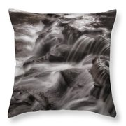 Cuyahoga Cascades Throw Pillow