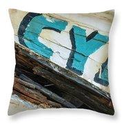 Cya Brookingss Harbor 0121 Throw Pillow