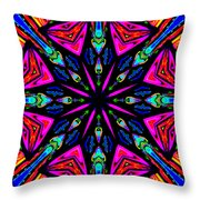 Cyloball Throw Pillow