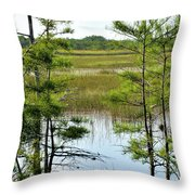 Cypress Dome Throw Pillow