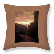 d Throw Pillow