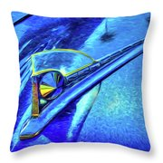 Da Hood Throw Pillow