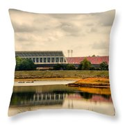 Dabo's First Game Throw Pillow