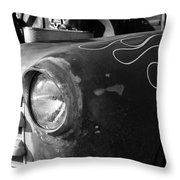 Dad's Old Truck Throw Pillow