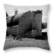 Dahmen Barn Throw Pillow