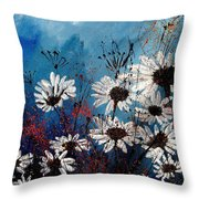 Daisies 59060 Throw Pillow
