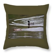 Daisy Duke 20130508_286 Throw Pillow