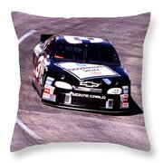 Dale Earnhardt # 3 Goodwrench Chrvrolet 1999 At Martinsville Throw Pillow