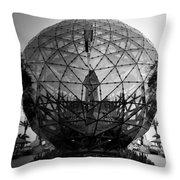 Dali Ball Throw Pillow