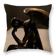 Dali Detail 2 Throw Pillow