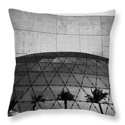 Dali Museum Work Number 9 Throw Pillow