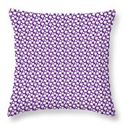 Dalmatian  White Pattern 30-p0173 Throw Pillow