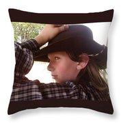 Dan Throw Pillow