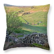 Danby Dale Countryside Throw Pillow