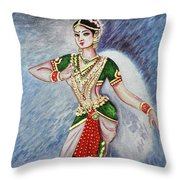 Dance 2 Throw Pillow