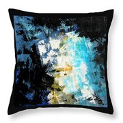 Dance Of The Light Throw Pillow