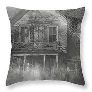 Dancing Ghosts II Throw Pillow