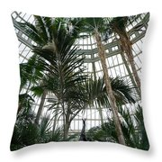 Dancing In The Jungle Throw Pillow