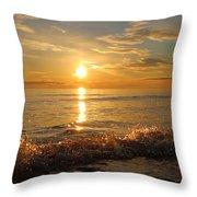 Dancing In The Sunlight 5 Throw Pillow