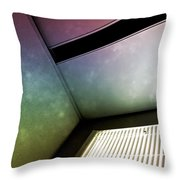 Dancing On The Ceiling Throw Pillow