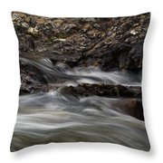 Dancing Waters 5 Throw Pillow