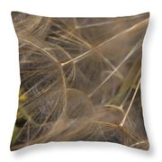 Dandelion Eighty Three Throw Pillow