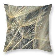 Dandelion Fifty Throw Pillow