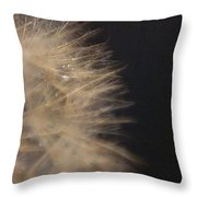 Dandelion Fifty Seven Throw Pillow