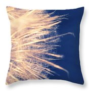 Dandelion Thirty One Throw Pillow