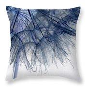 Dandelion Twenty Five Throw Pillow