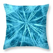 Dandelion Twenty Seven Throw Pillow