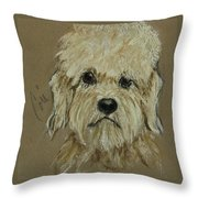 Dandie Throw Pillow