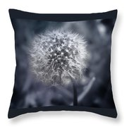Dandilion Throw Pillow