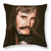 Daniel Day Throw Pillow